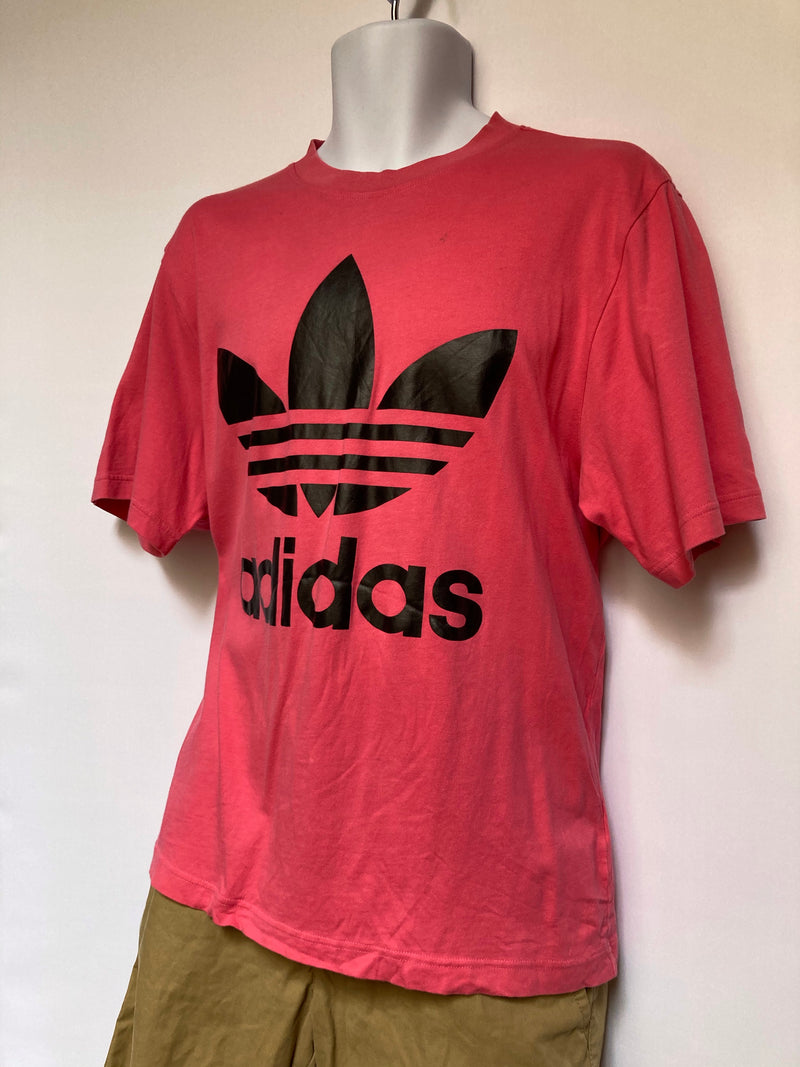 Pink Adidas Tee - AS IS - mark