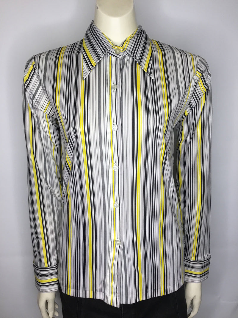 70s Striped Shirt
