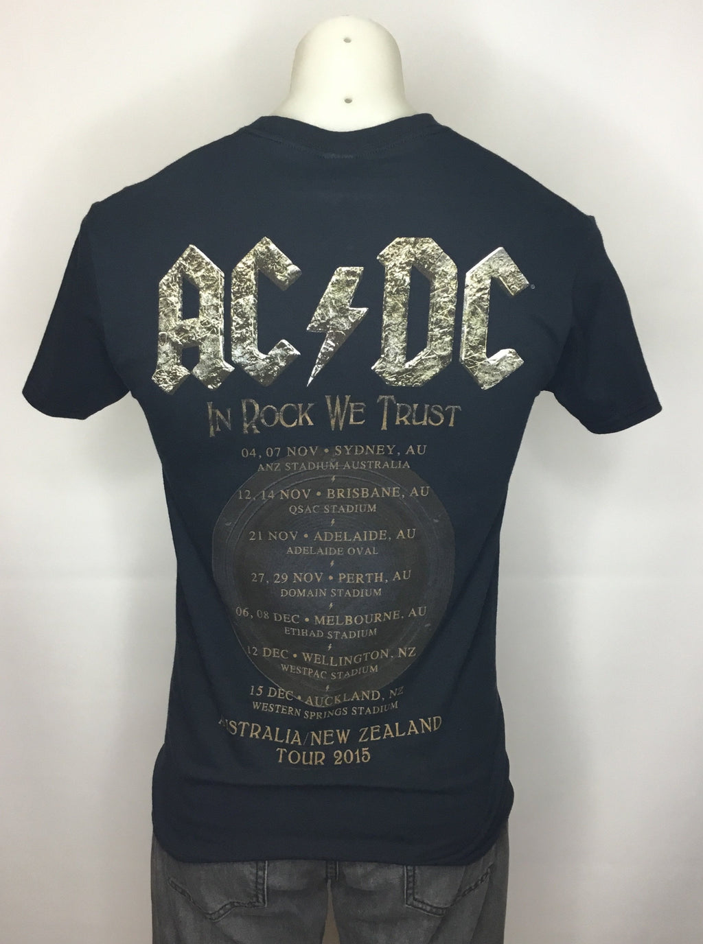AC/DC Rock or Bust Shirt