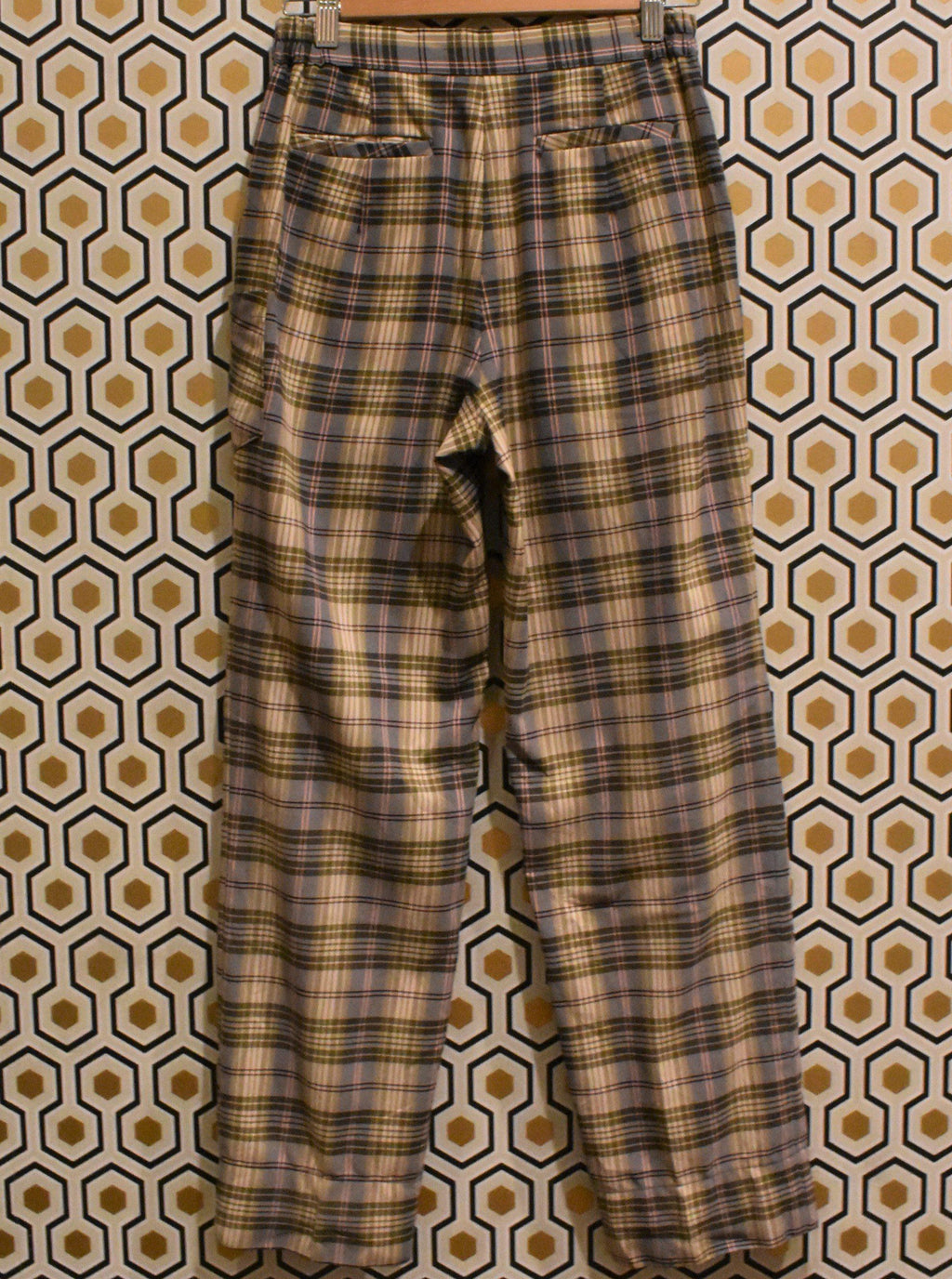 Antipasto Plaid Pants