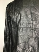 Ashton Leather Jacket / Convertable Vest