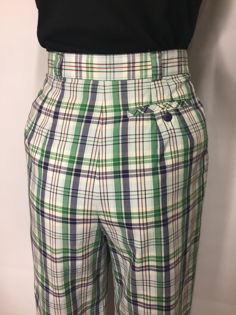 Bail Out Tartan Pants