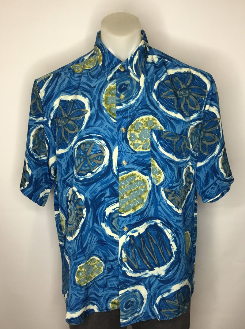 Blue Lagoon Tunes Party Shirt