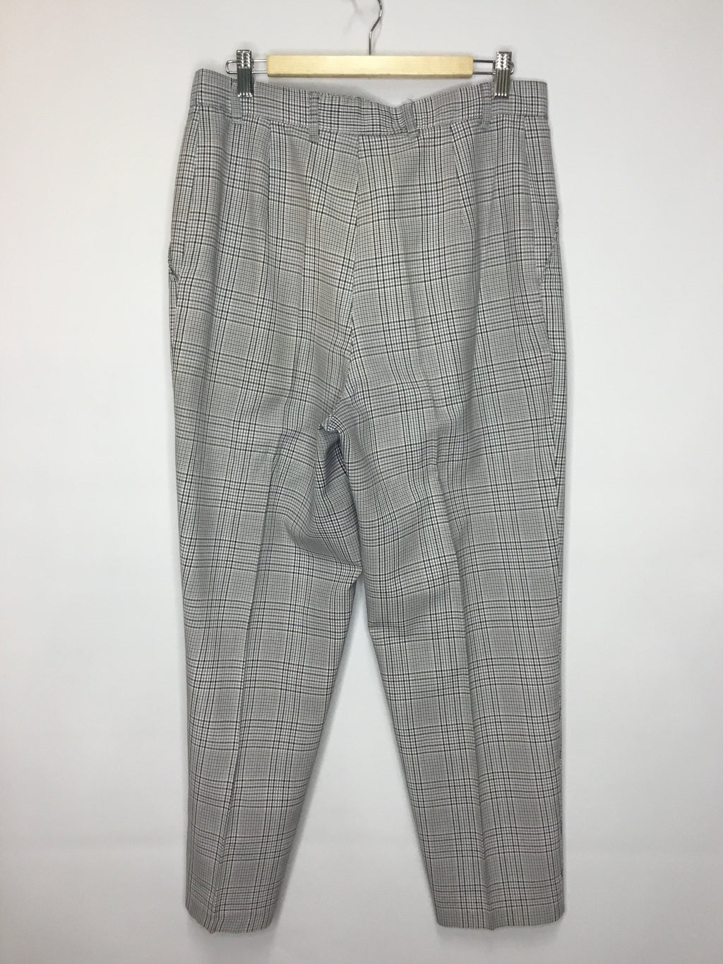 Business Babe Tartan Pants