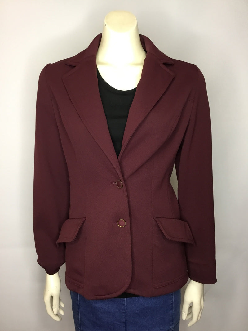 Cherry Cola Blazer