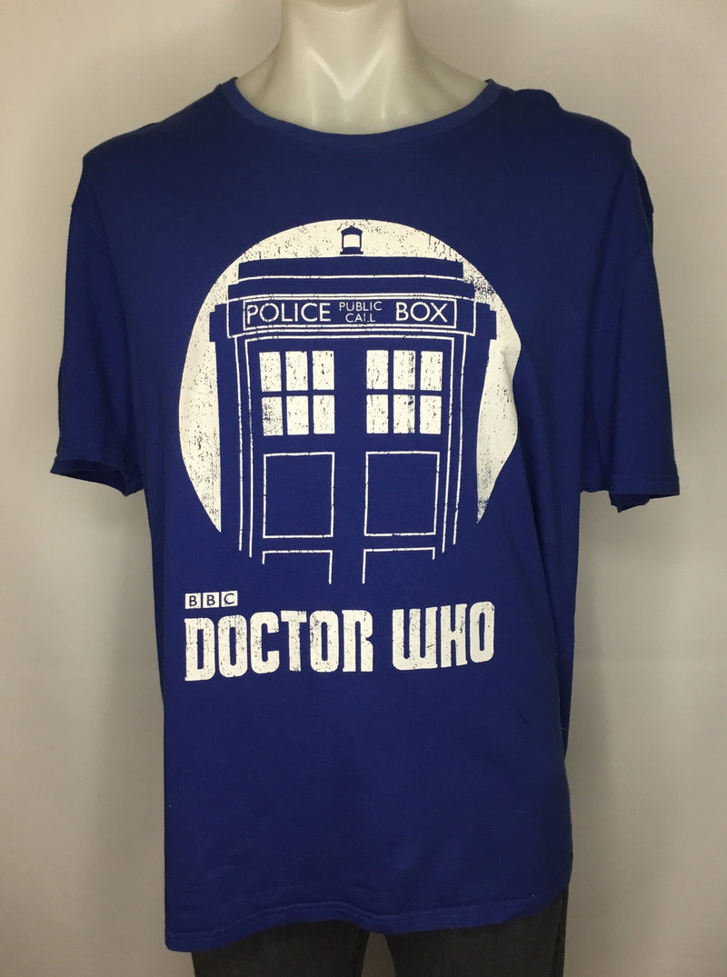Doctor Who Tardis Tee
