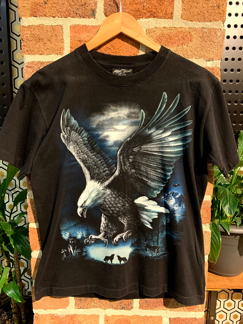 Eagle at Midnight Tee