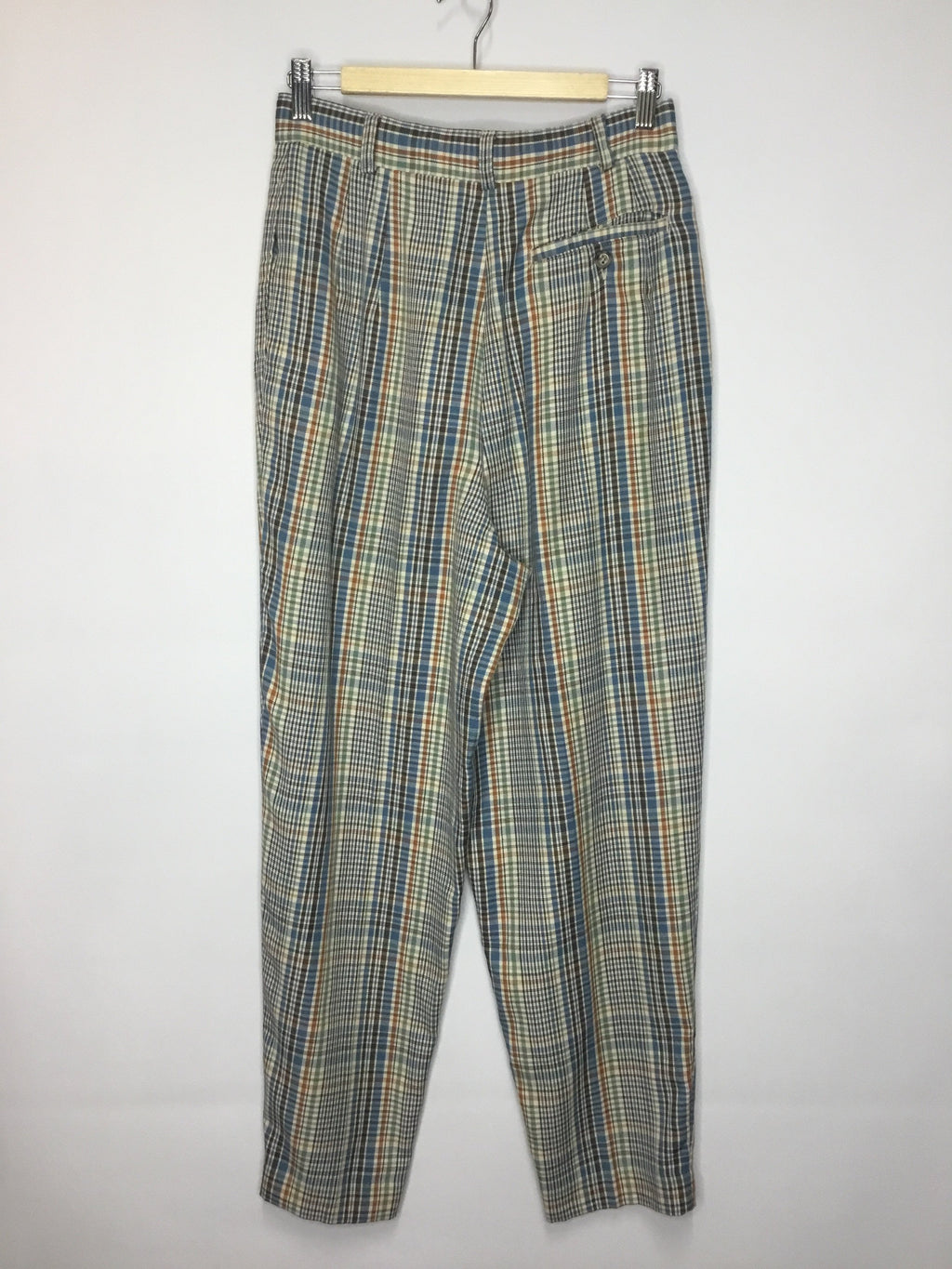 Earth and Sky Tartan Pants