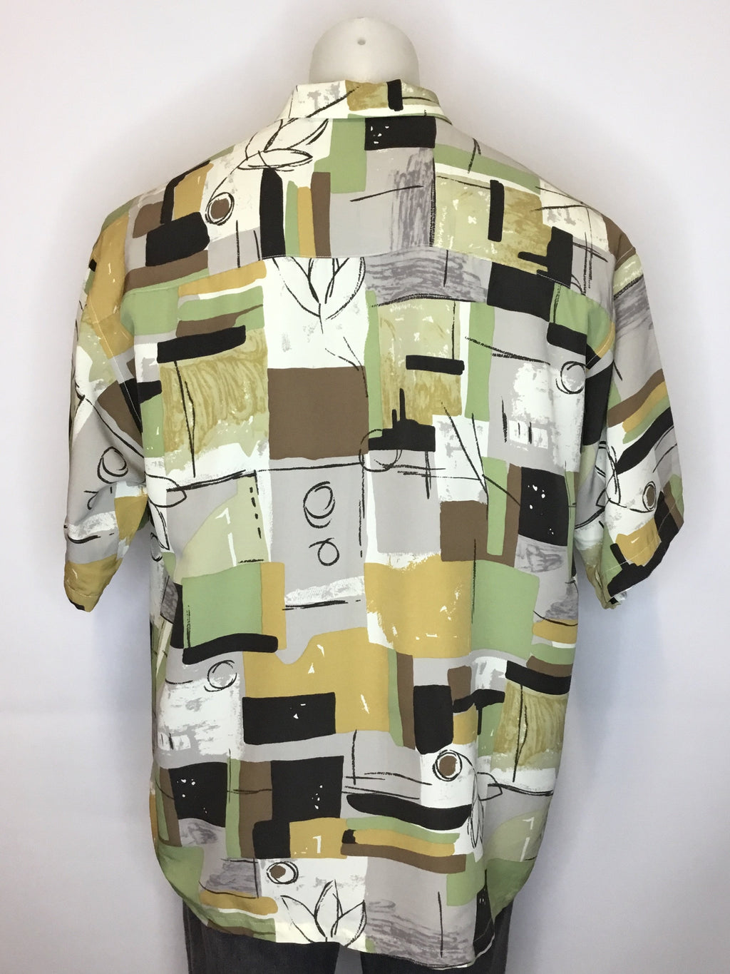 Floral Sketch Party Shirt