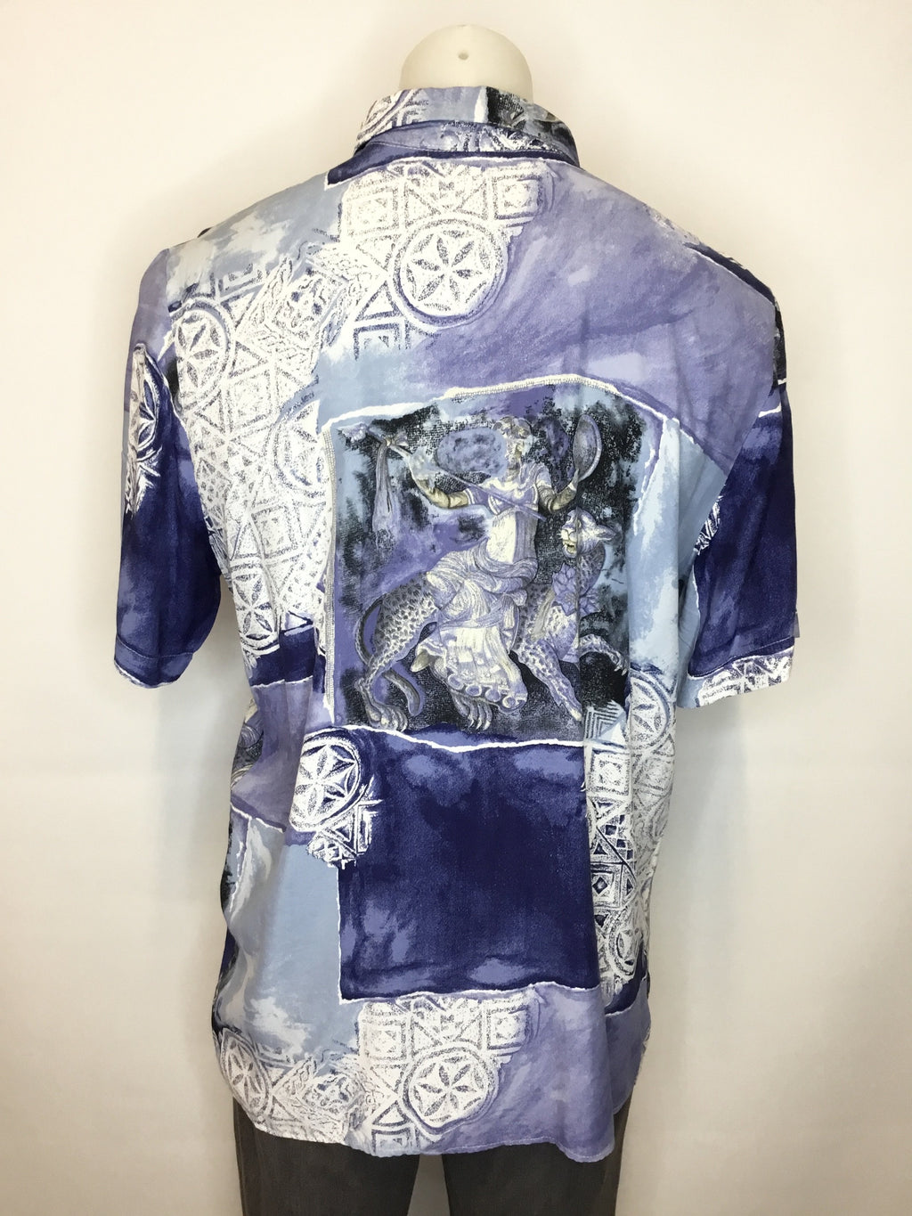 Flowing Serene Party Shirt