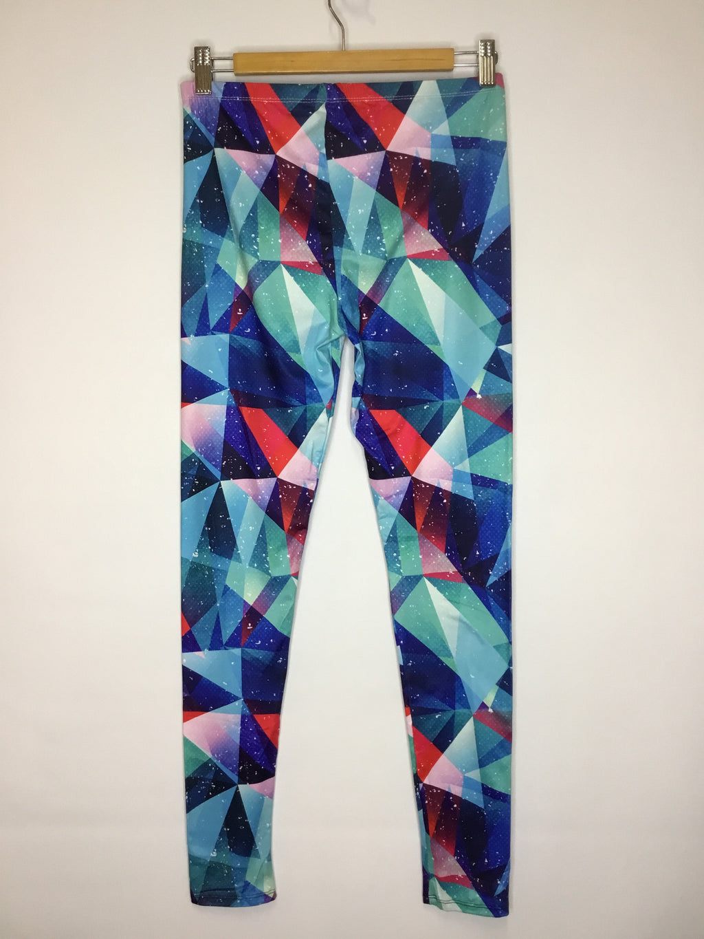 Galactic Geometric Leggings