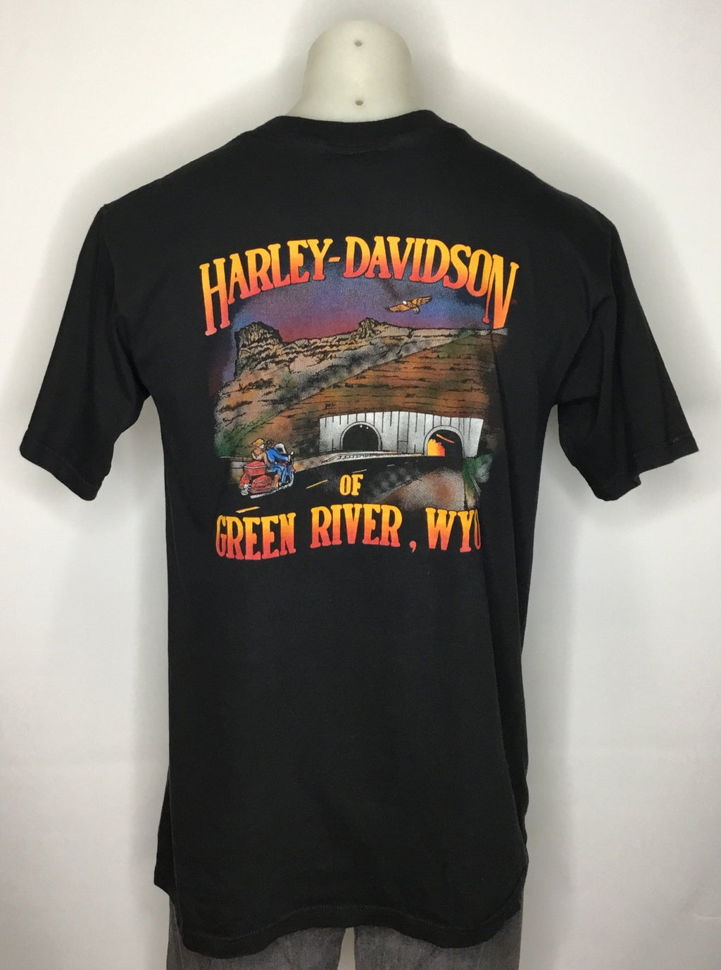 Green River Harley Tee