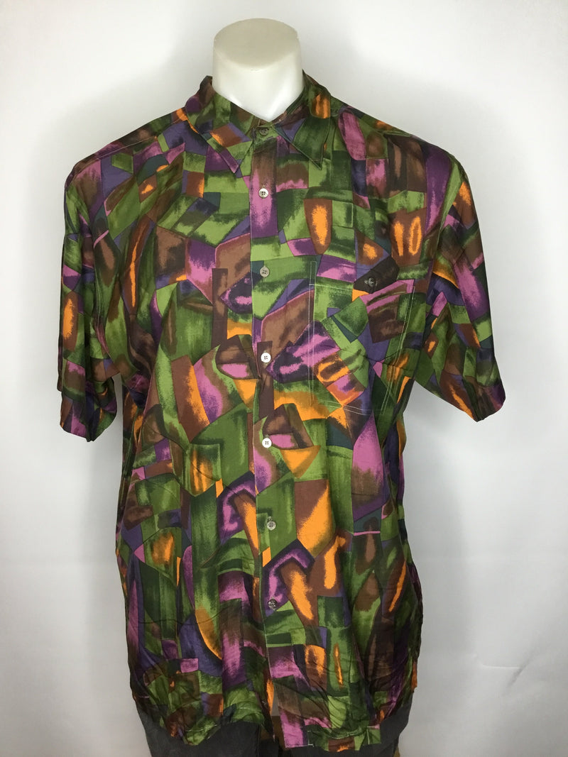 Groovy Geo Party Shirt