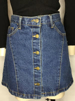 Heritage Denim Skirt
