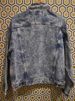 Levi's Acid Wash Denim Jacket