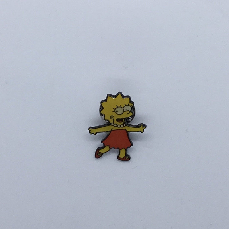 Lisa Simpson Pin