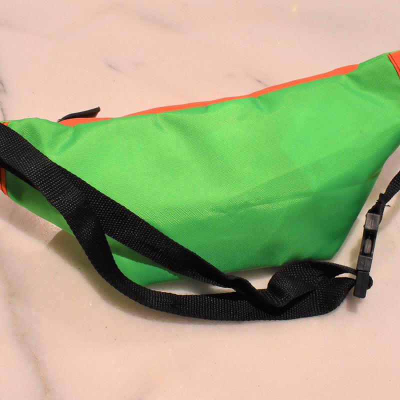 Neon 'Life of Swimming' Bumbag