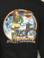 Park City Skeleton Harley
