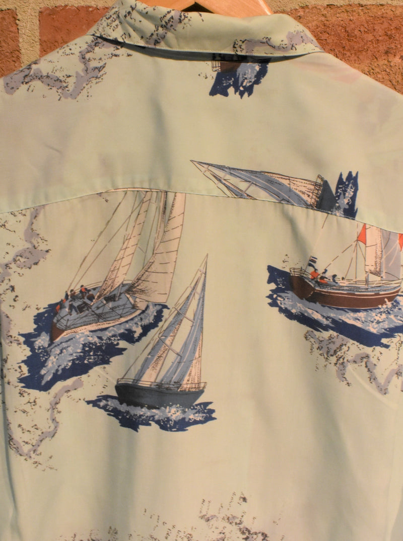 Peyton Place Nautical Party Shirt