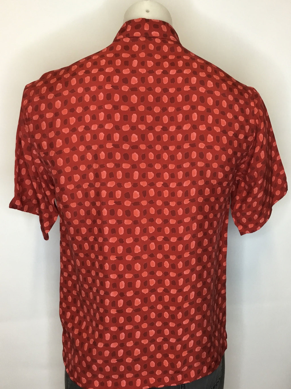 Red Spots Party Shirt
