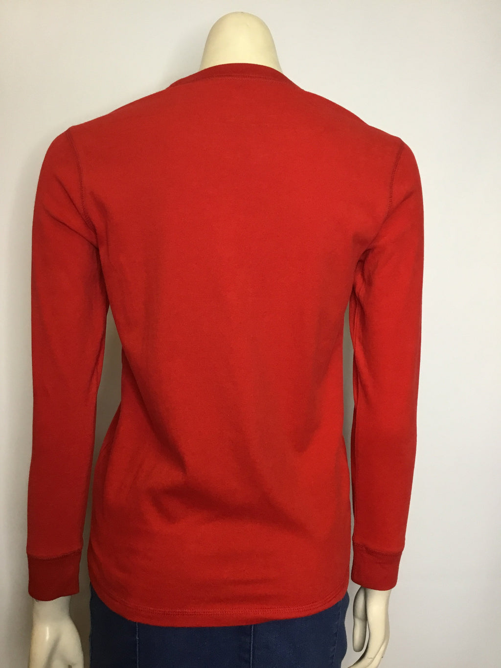 Red Tommy Hilfiger Top