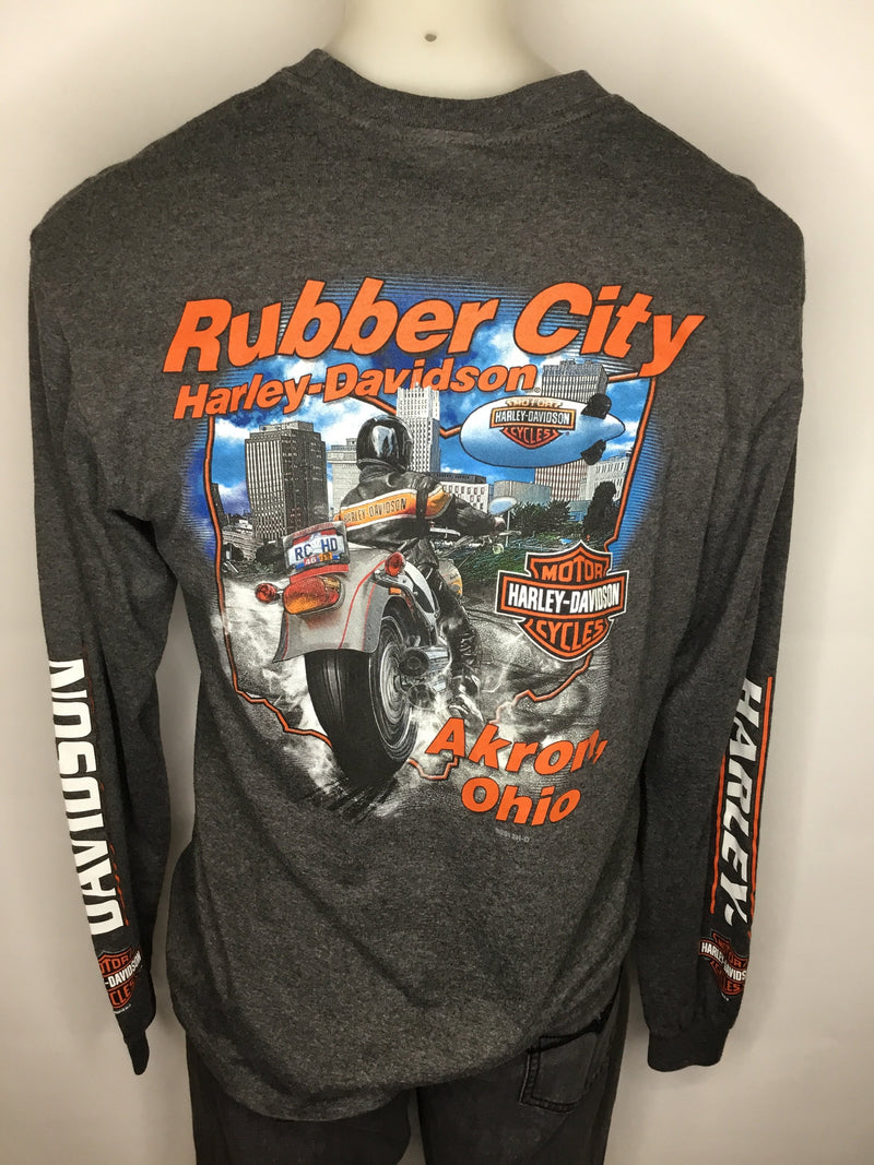 Rubber City Long Sleeve Harley
