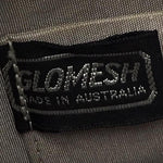Silver Authentic Glomesh Clutch Bag