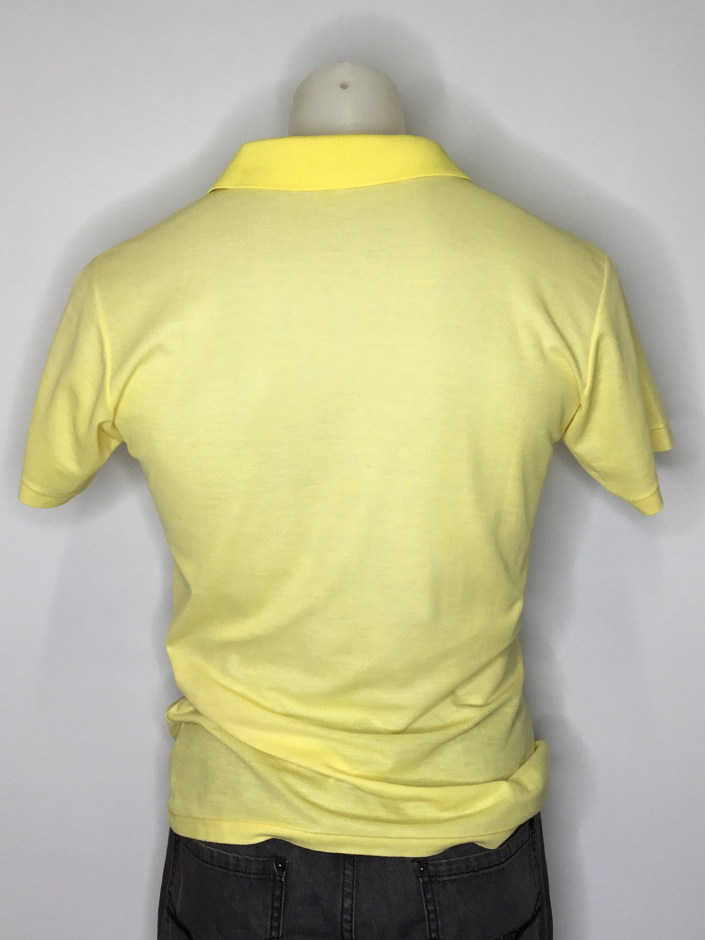 Simpson Yellow Polo
