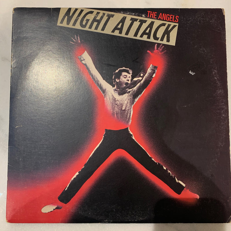 The Angels - Night Attack