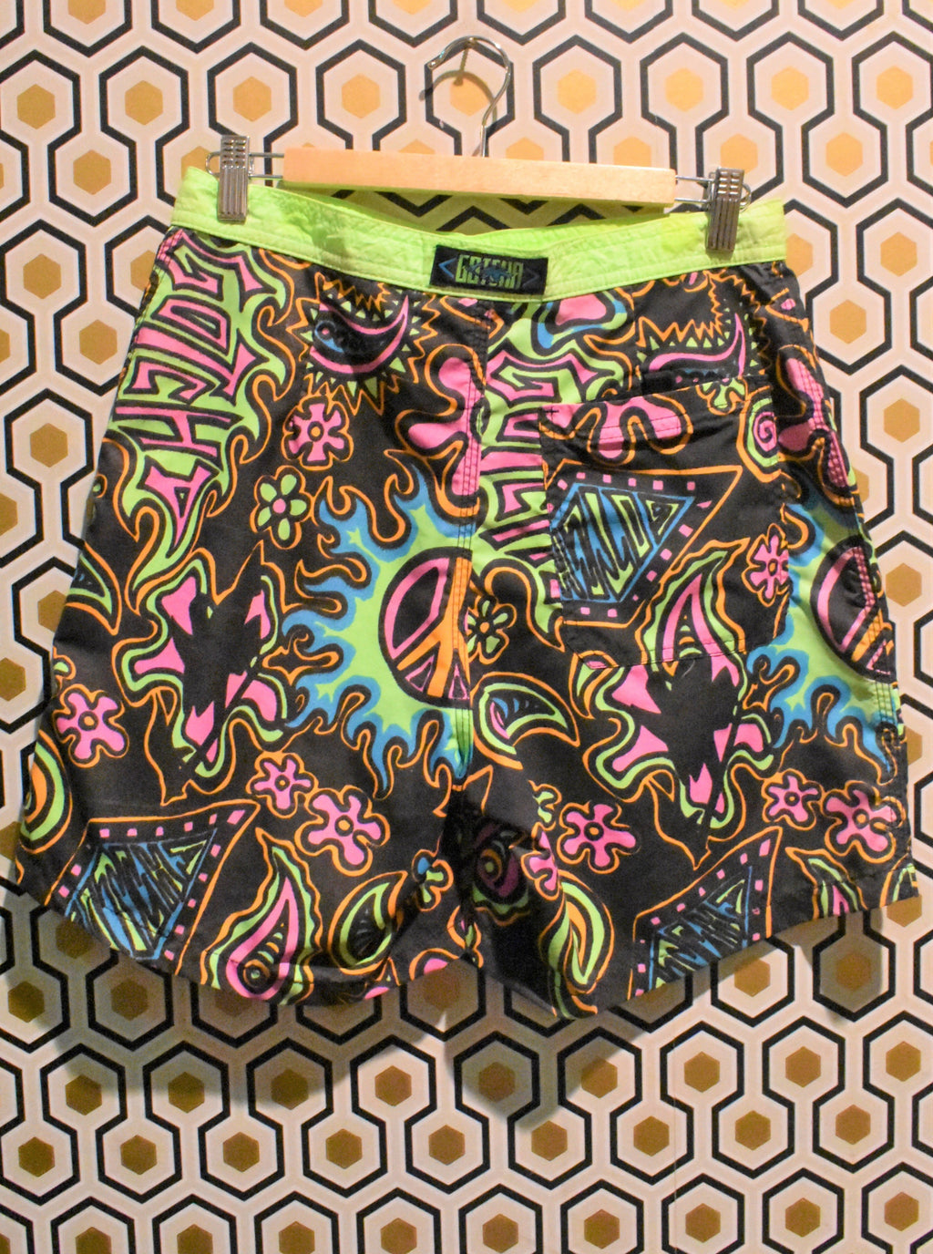 Tropical Sunshine Board Shorts