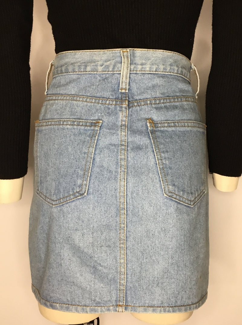 TTOPP Denim Skirt