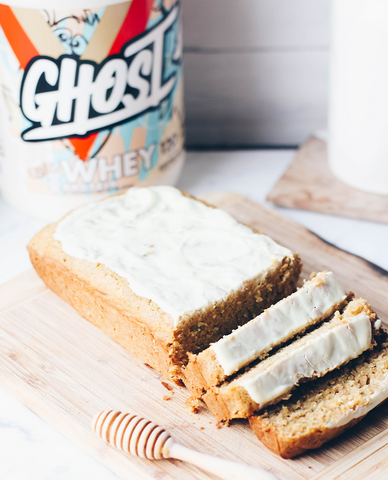 GHOST® Protein Coffee Cake