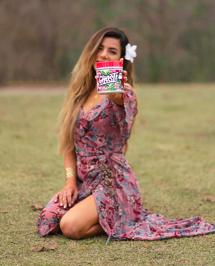 GHOST® GREENS x ALLY BESSE