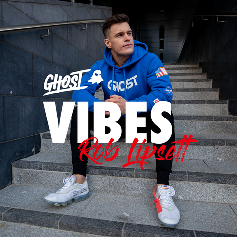 GHOST® VIBES | ROB LIPSETT Playlist - GHOST LIFESTYLE