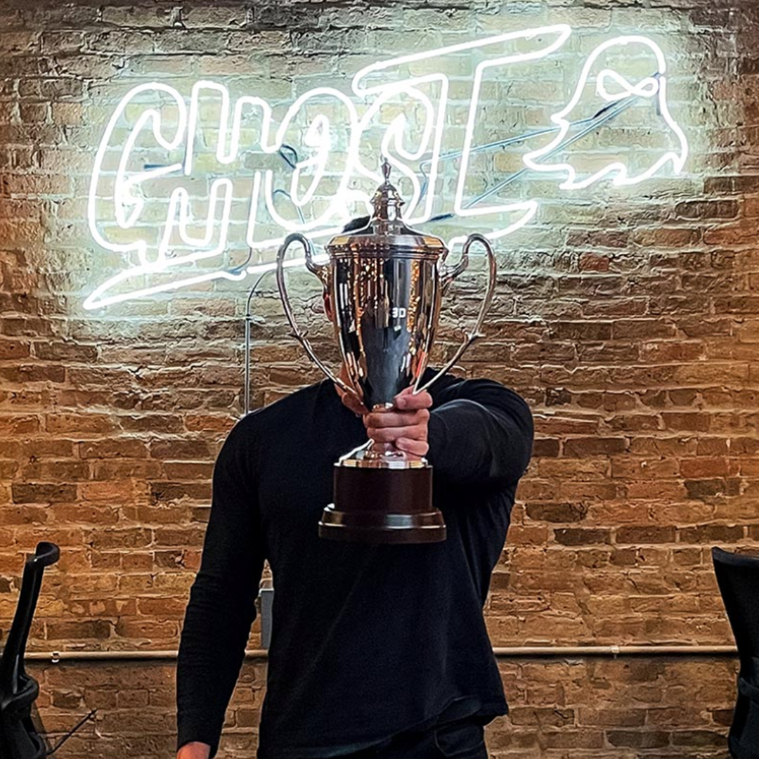 GHOST® NAMED STACKED BRAND OF THE YEAR