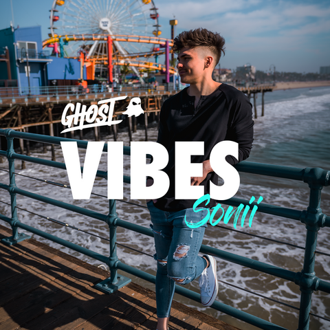 GHOST® VIBES | SONII Spotify Playlist - GHOST LIFESTYLE