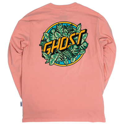 GHOST® FLORAL LONG SLEEVE