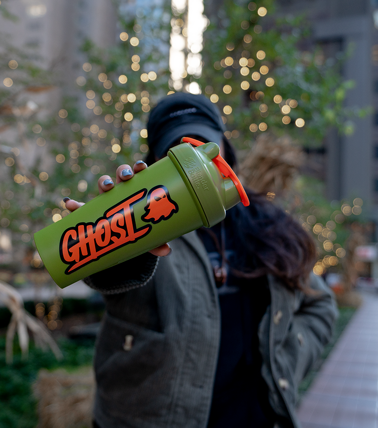 GHOST® LOGO SHAKER FIELD ORANGE V2