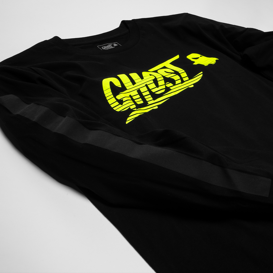 Apparel |GHOST® AUSTRALIA LONG SLEEVE Black