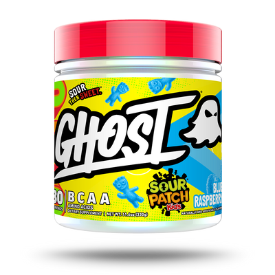 GHOST® BCAA V2 SOUR PATCH KIDS BLUE RASBERRY