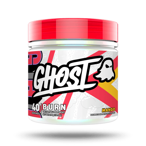 GHOST® BURN Fat burner and thermogenic Mango flavor