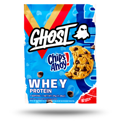 GHOST® WHEY SAMPLE Chips Ahoy!
