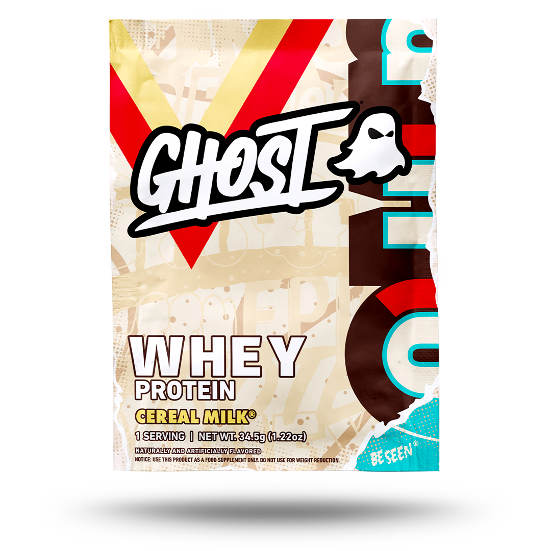 GHOST® WHEY SAMPLE Cereal Milk®
