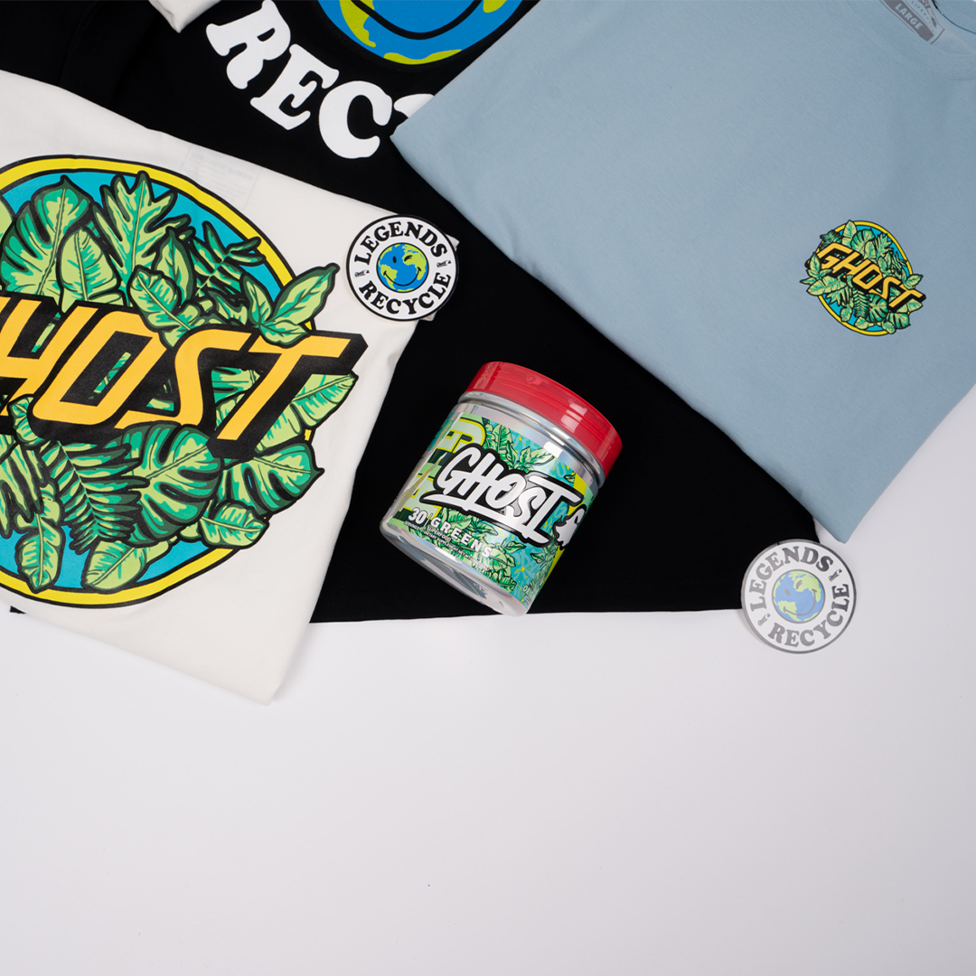 Apparel |GHOST® FLORAL TEE