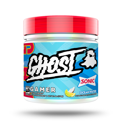 GHOST® GAMER X SONIC® OCEAN WATER