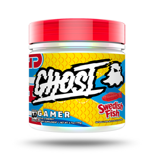 GHOST® GAMER x SWEDISH FISH®