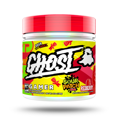 GHOST® GAMER x SOUR PATCH KIDS® Redberry