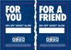 GHOST® GLOW TOGETHER COUPON Back