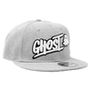 GHOST® LOGO SNAPBACK Heather Gray