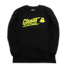 GHOST® AUSTRALIA LONG SLEEVE Black